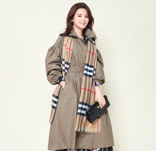 Emily Trench coat