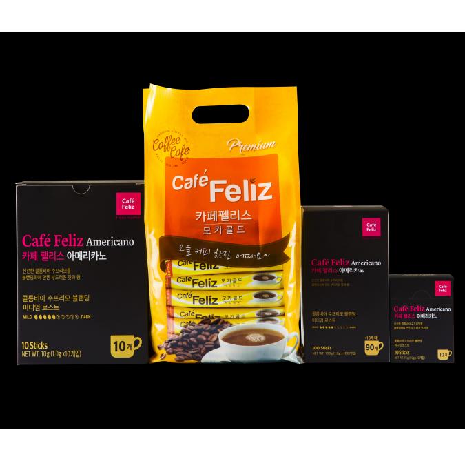 Cafe Feliz instant coffee