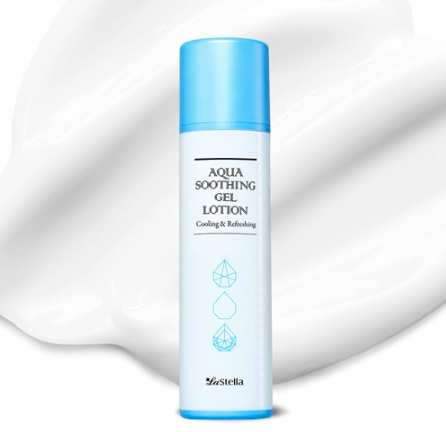 Aqua soothing gel lotion