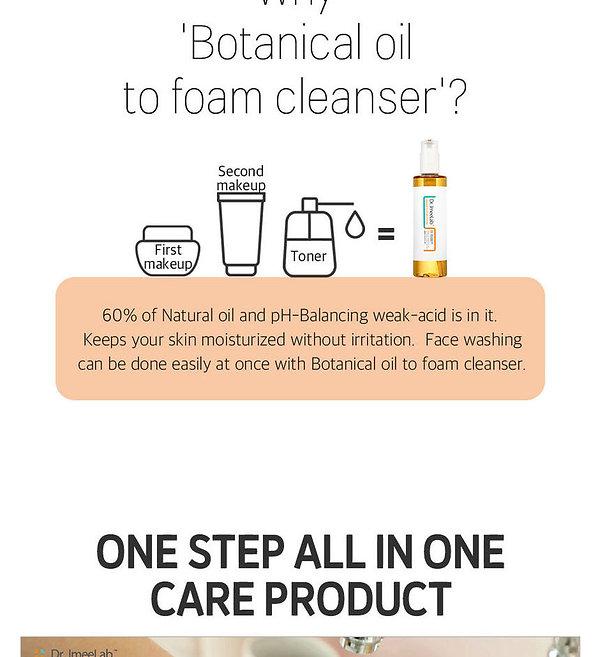 A138 Botanical Oil to foam cleanser (4).