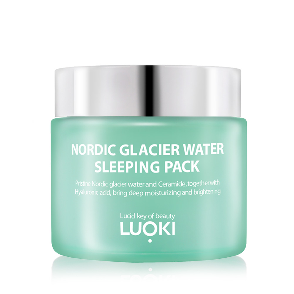 Nordic glacier sleeping pack