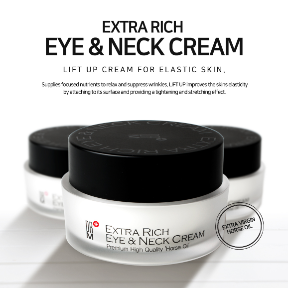 Extra rich eye&neck cream