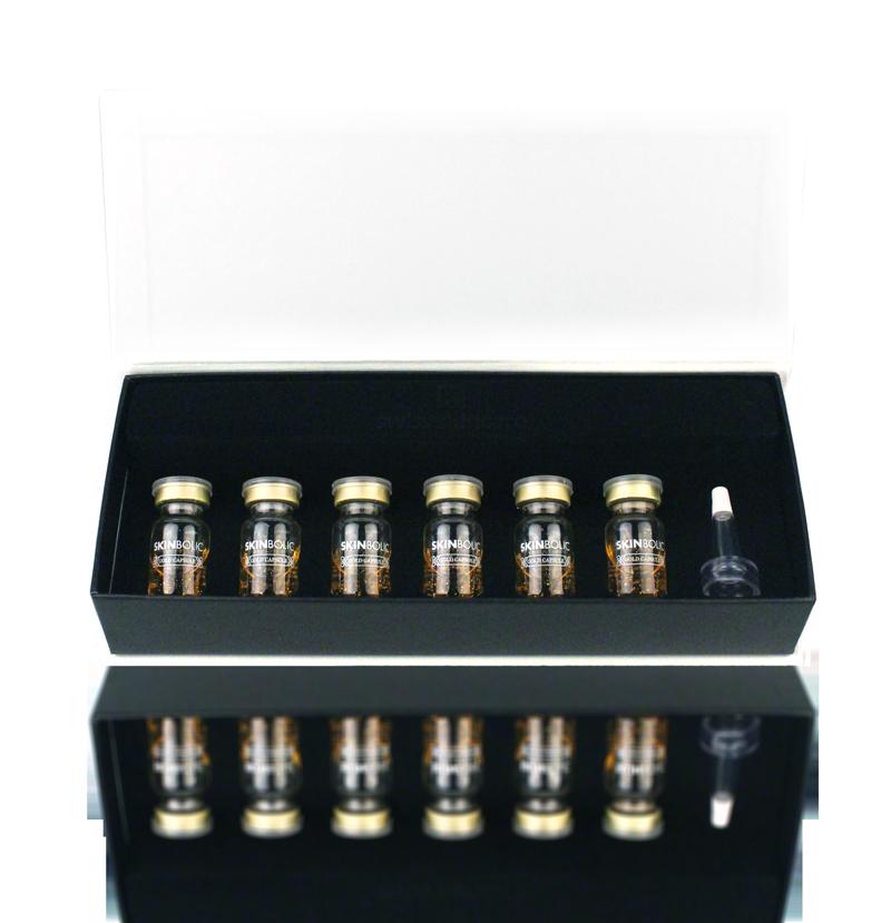 Gold capsule kit