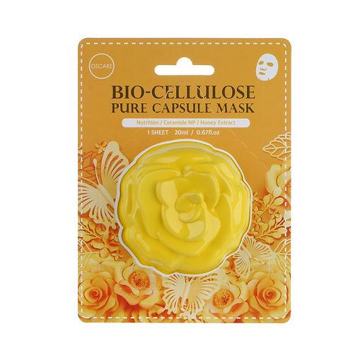 OSCARE Bio-cellulose Capsule mask_nutiri