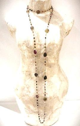 Tourmaline nacklace
