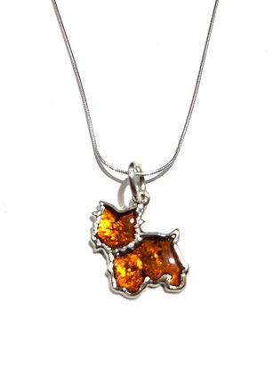 Honey Amber necklace