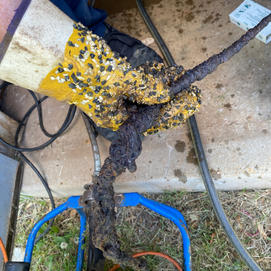 Cabled washer line (lots of lint) Residental in Woodbridge