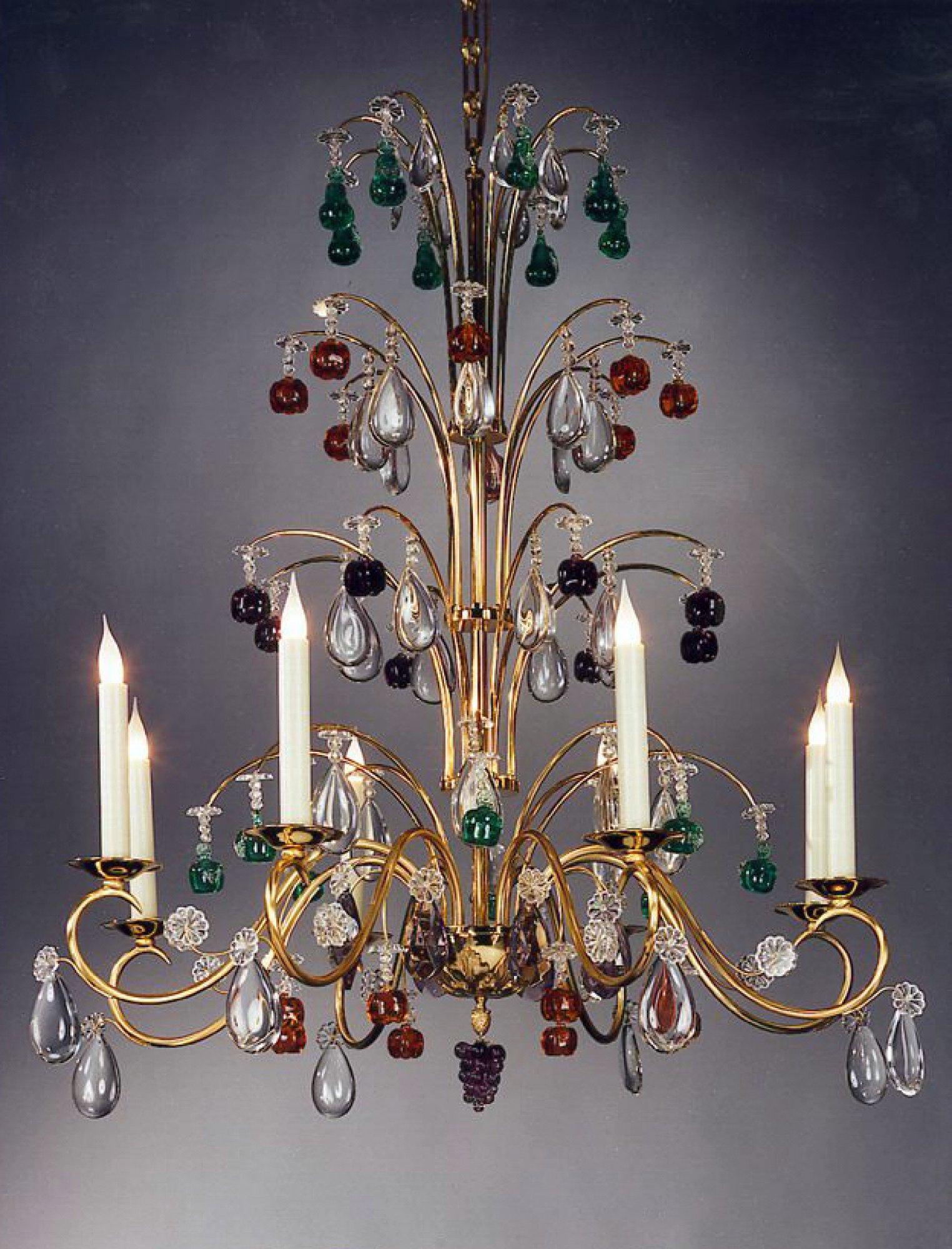 Cristaux chandelier