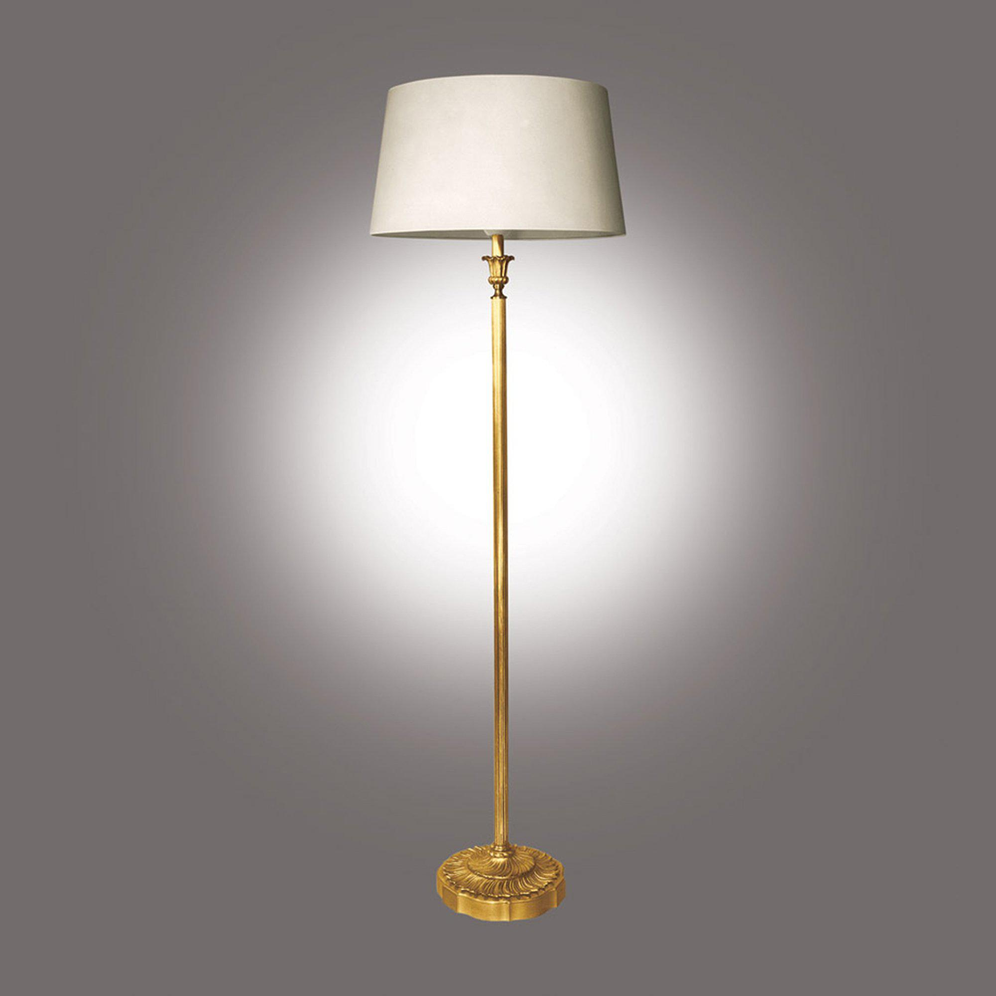 Louis XV floor lamp