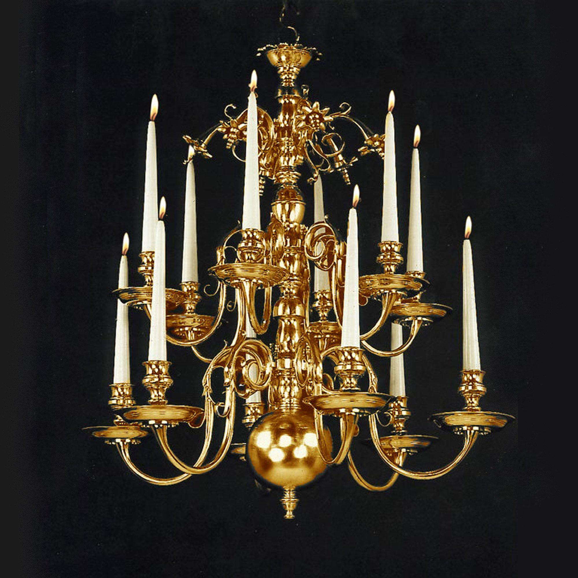 Hollandais chandelier