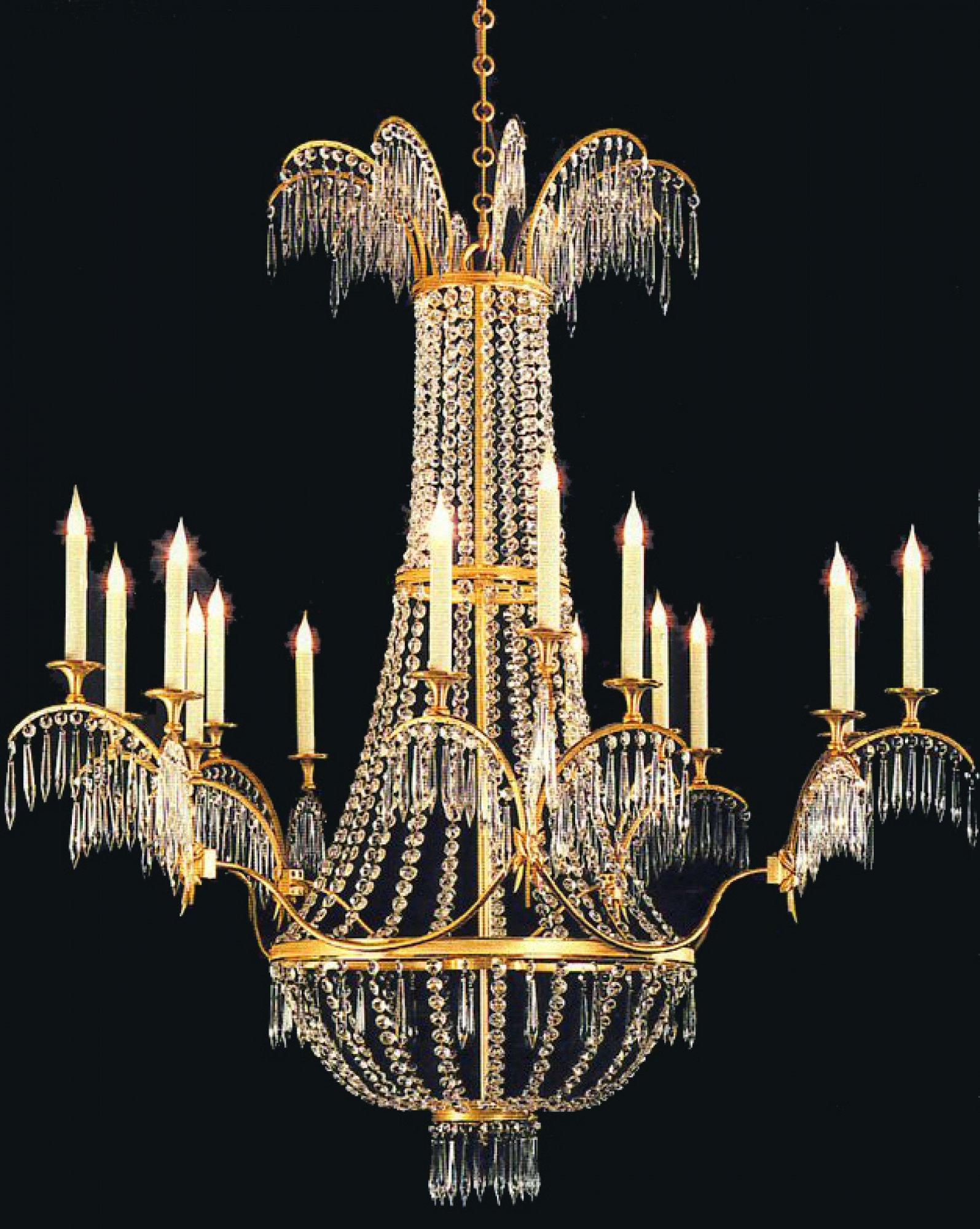 Russe chandelier