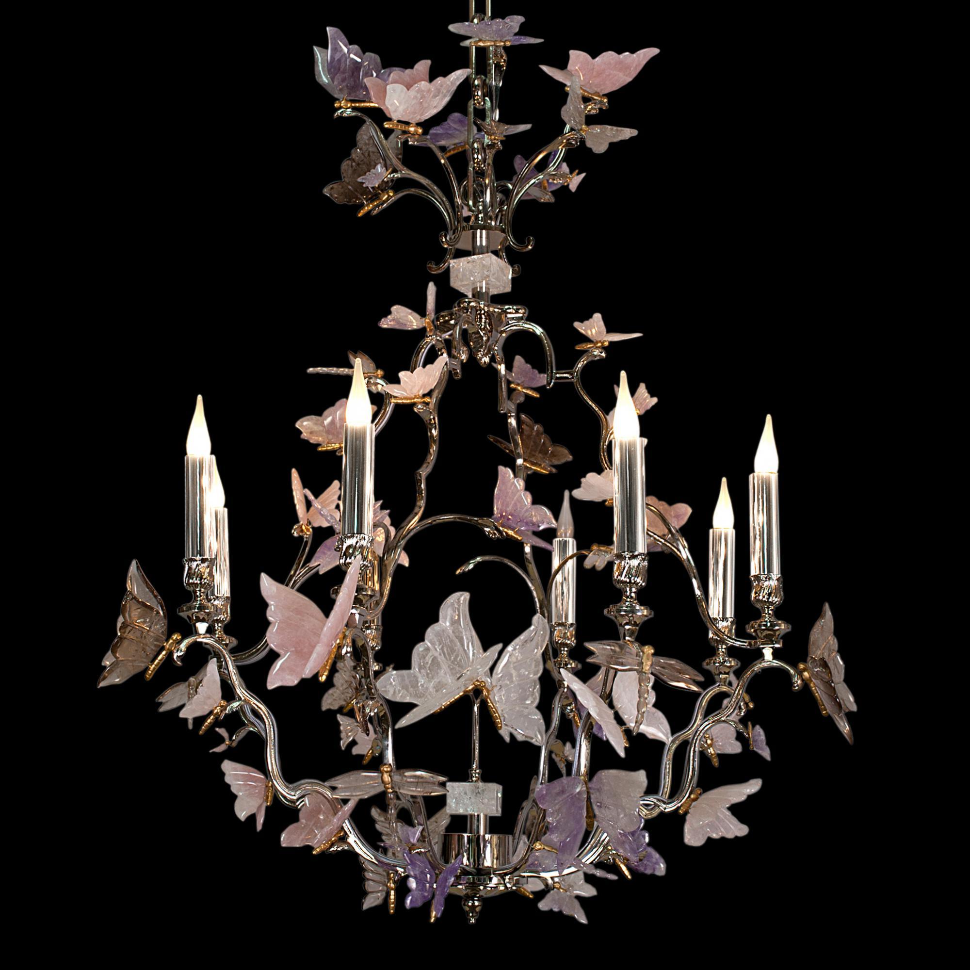Papillon chandelier