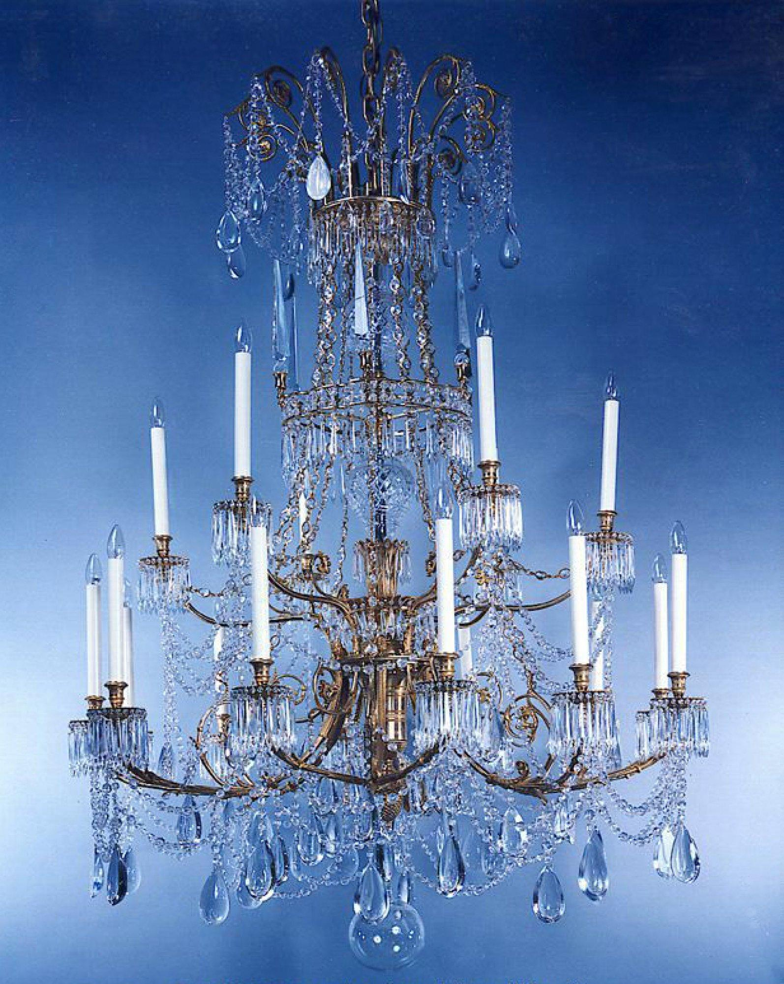 Marie-Antoinette chandelier