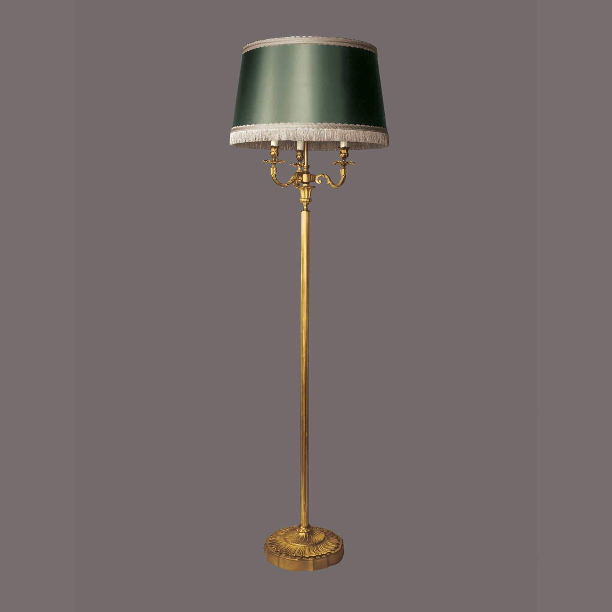 Louis XVI floor lamp
