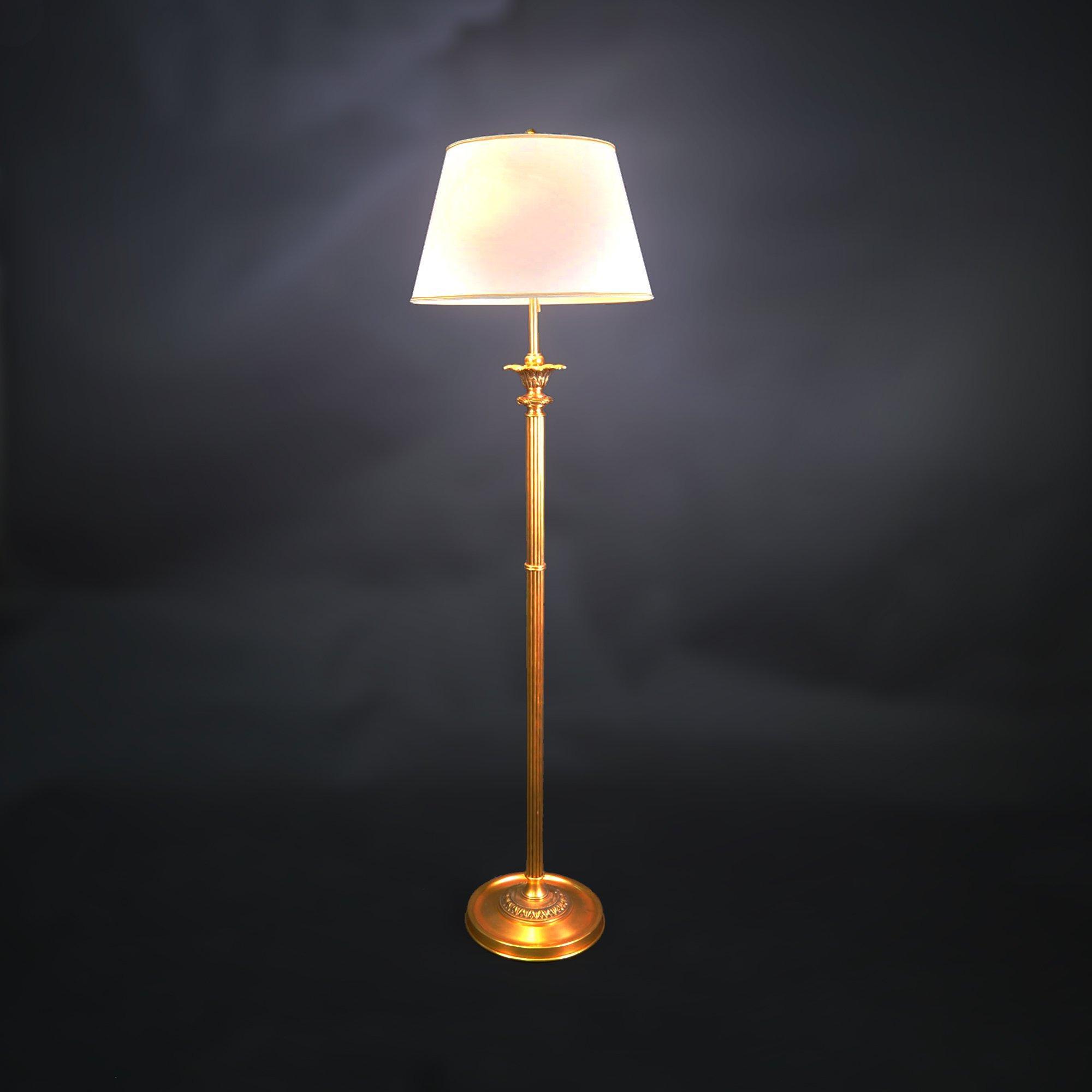Balzac floor lamp