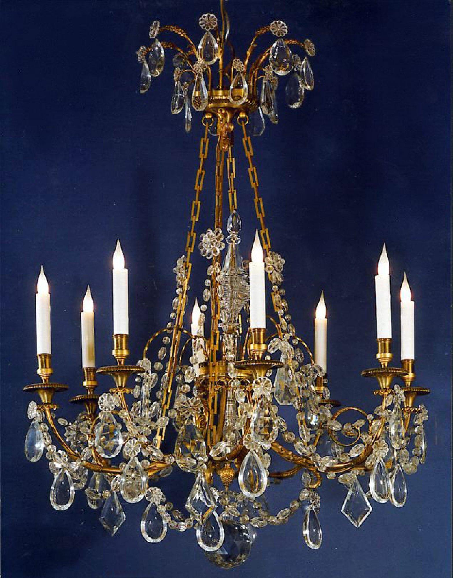 Louis XVI chandelier