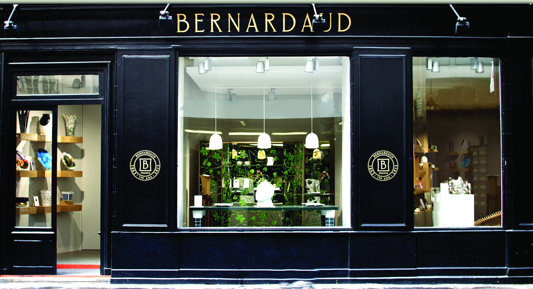 Maison Bernardaud, Paris