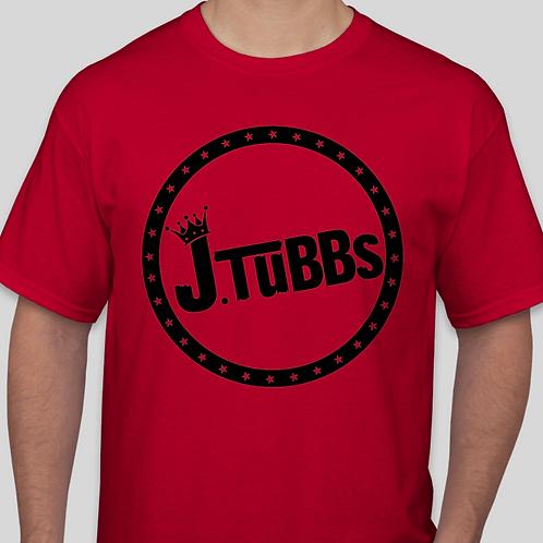 Red/Black J. Tubbs Logo Shirt