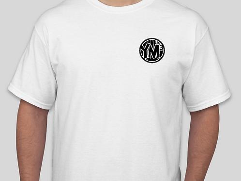 Embroidered YM3 Logo Shirt