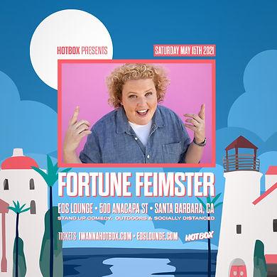 Fortune Feimster - Santa Barbara, CA - May 15th