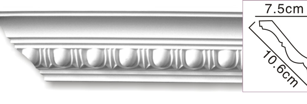 קרניז דקורטיבי 8106