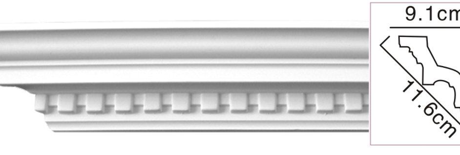 קרניז דקורטיבי 8109