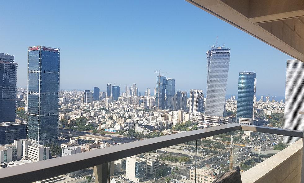דירה למכירה במגדלי תל אביב |דירת 5 חדרים