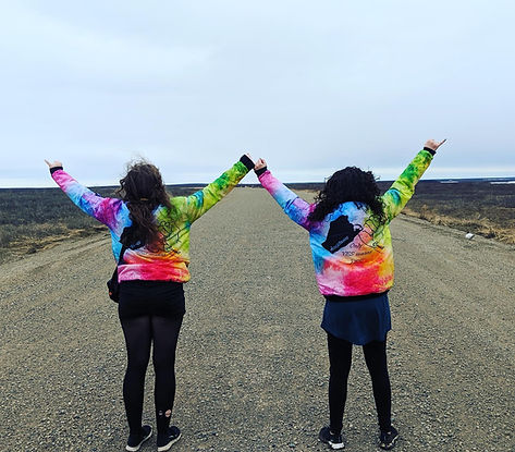 rainbow dye sweaters.jpeg