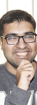 Isfandyar Virani (Actor / Stage Manager / Co-Producer)