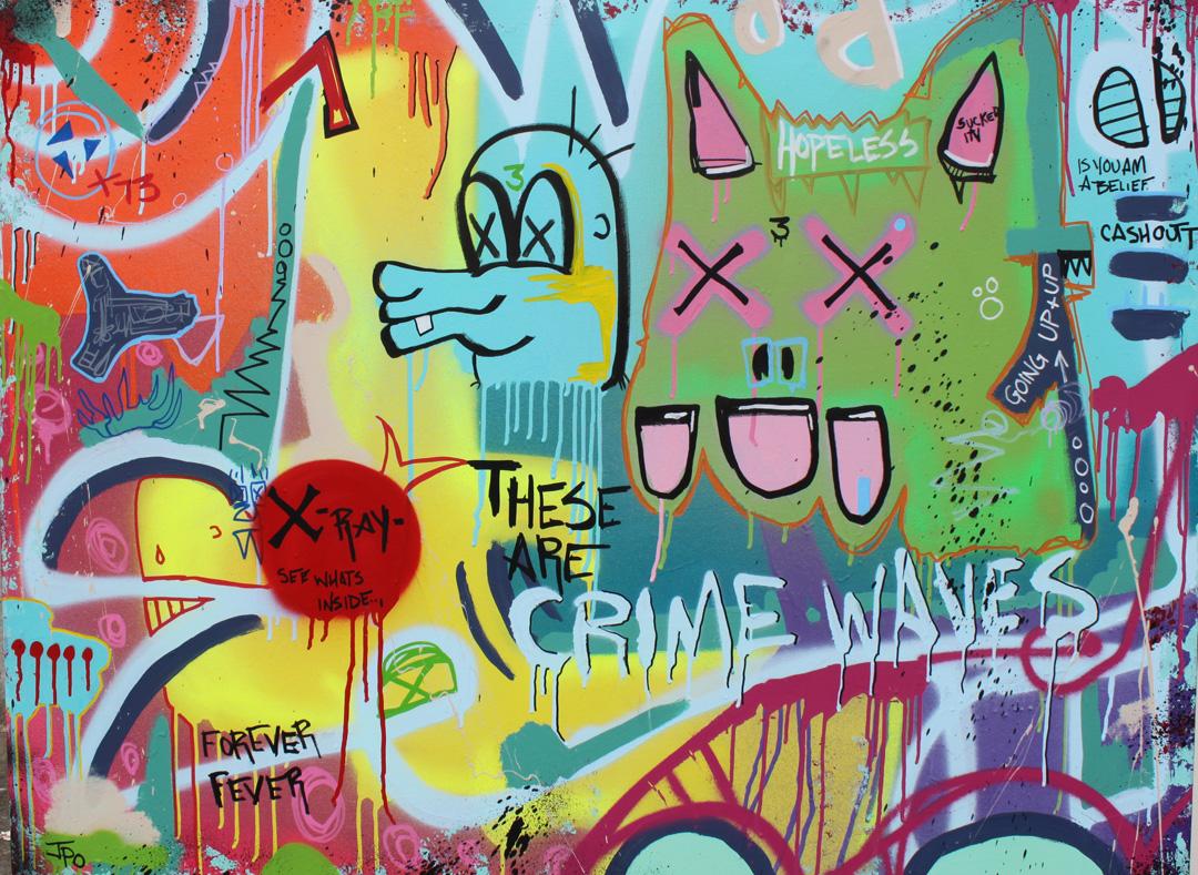 Crime Waves