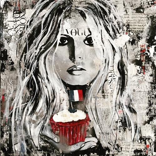 Pretty and Sweet (Brigitte Bardot)