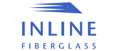 Inline fiber glass