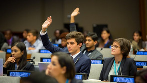 Youth Assembly at United Nations
