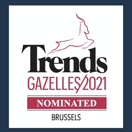 Tamahris nominated Trends Gazelle 2021!