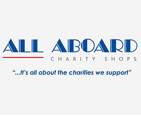 Donate goods from home or volunteer at All Aboard Charity Shops to help support local causes