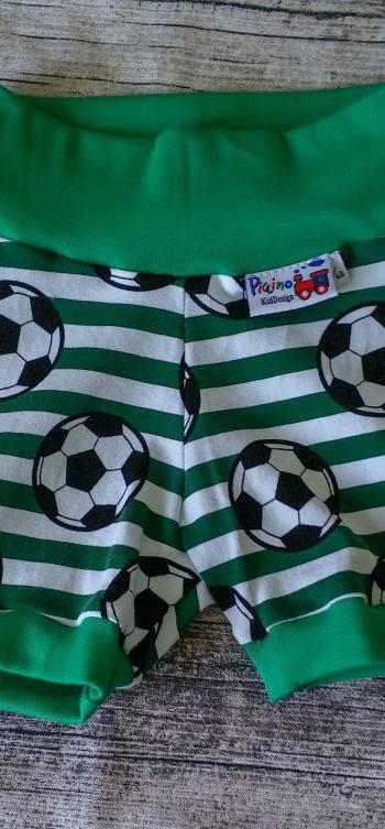 68_Short_Fußball_grünweiß