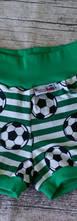 80_Short_Fußball_grünweiß