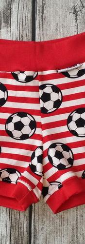 104_Short_Fussball_rotweiß