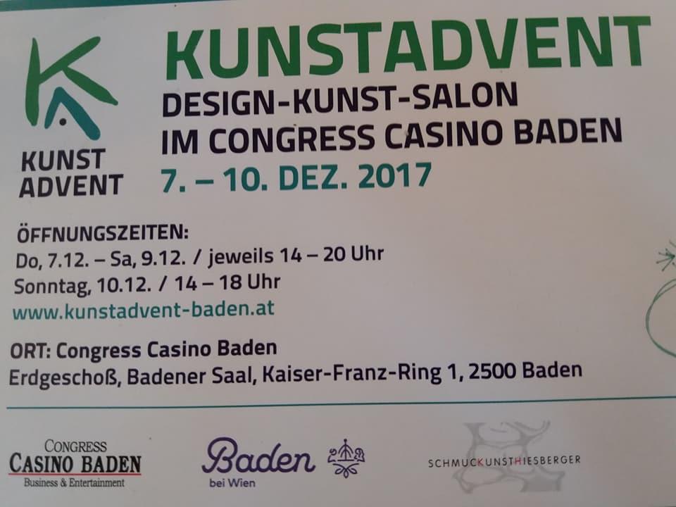 Kunstadvent Baden 2017