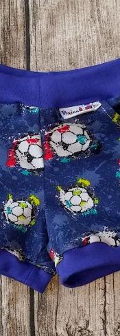 80_Short_Fussball_blau
