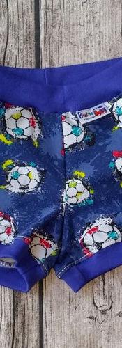92_Short_Fussball_blau