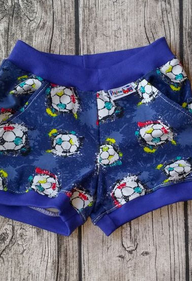 92_Short_Fussball_blau