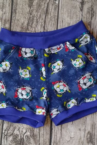 116_Short_Fussball_blau