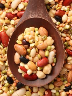 豆 - Nuts and Legumes
