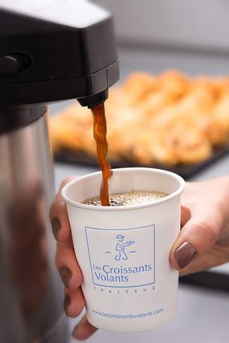 Les Croissants Volants - TRAITEUR