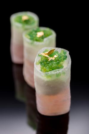 Pièces cocktail mer Sens Gourmand