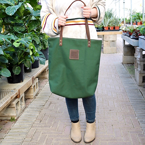The Everyday Tote - Fern