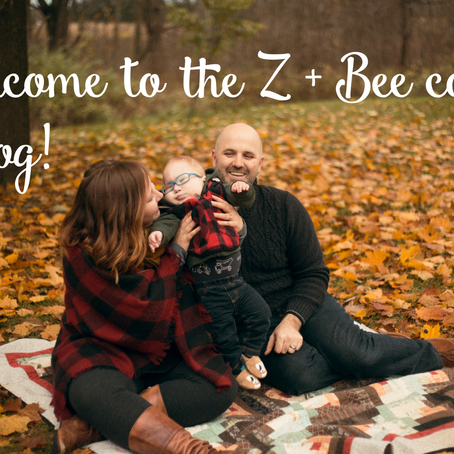 Welcome to the Z + Bee co. blog!
