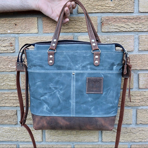 The Anne Tote in Storm