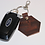 Thumbnail: Honeycomb Key Chain - Rustic Brown